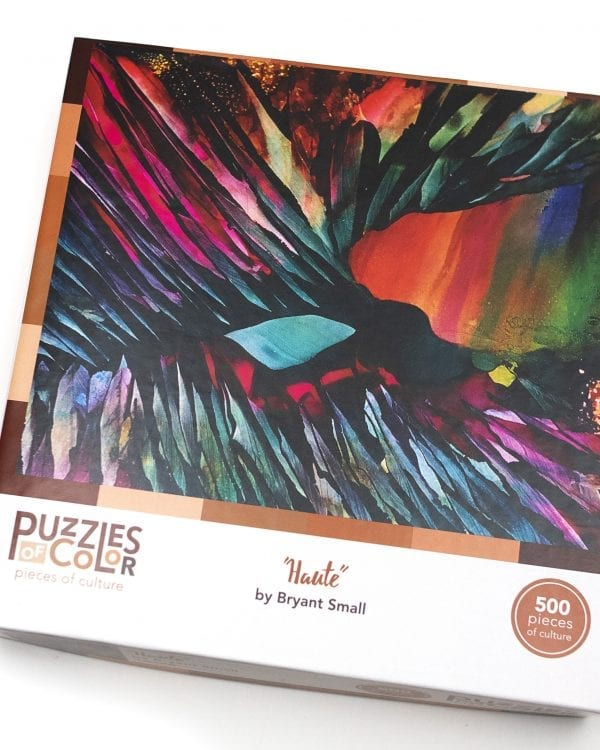 Puzzles Of Color - Haute by Bryant Small - 500 Piece Puzzle