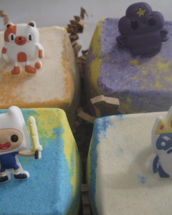 ADVENTURE TIME WITH TOYS
